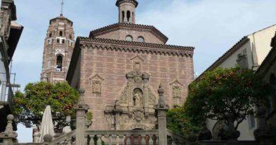 Испанская деревня — Музей под открытым небом