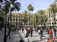 - Площадь Короля (Plaza Real)
