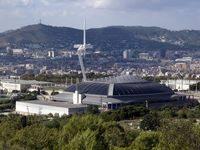 Дворец Спорта San Jordi
