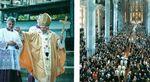 Визит папы Римского в 2011 Саграда Фамилия