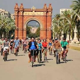 Экскурсия По Барселоне на велосипеде, фотография 5