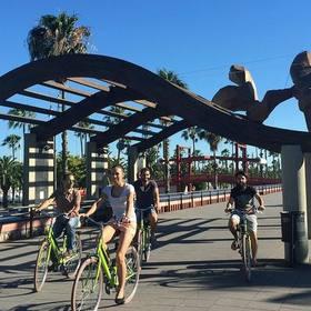 Экскурсия По Барселоне на велосипеде, фотография 6