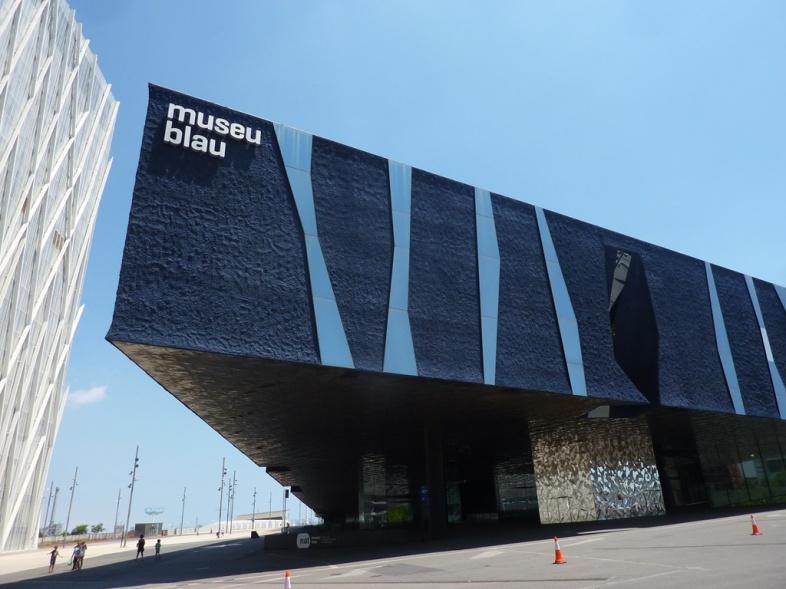 Музей естествознания (Museo Blau)