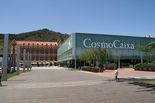 Музей Науки (Cosmo Caixa)