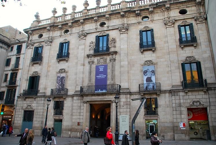 Паласио де ла Виррейна (Palacio de la Virreina)