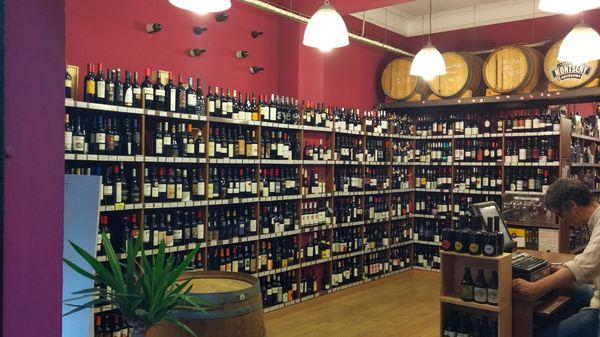 Испанские вина - 1