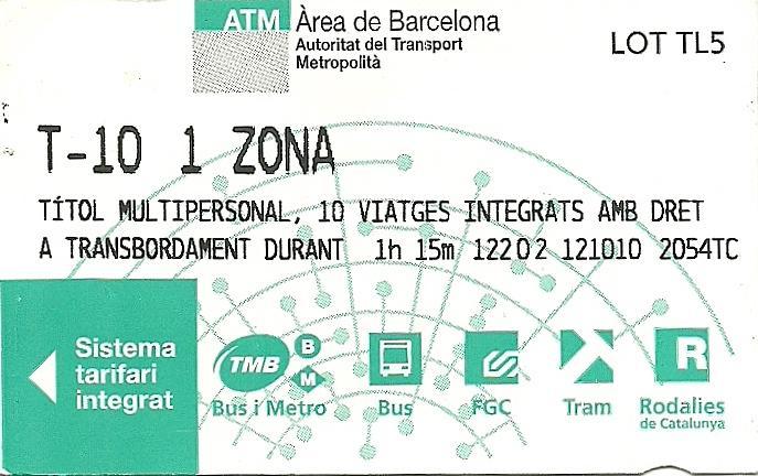 Как сэкономить в Барселоне - 3