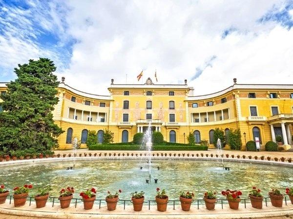 Королевский дворец Педральбес - 1