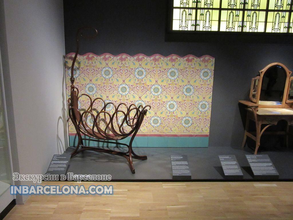 Музей дизайна в Барселоне -23