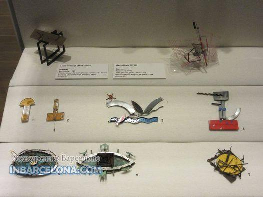 Музей дизайна в Барселоне -28