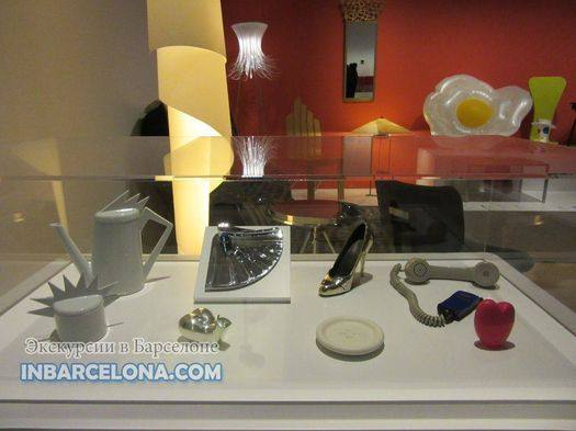 Музей дизайна в Барселоне -1
