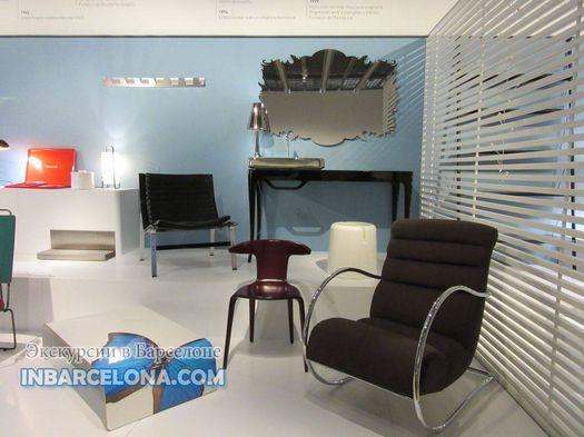 Музей дизайна в Барселоне -5