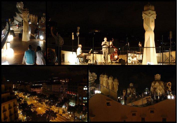Ночная Ла Педрера