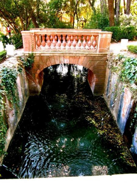 Парк Лабиринт в Барселоне - 7