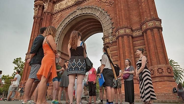 Разнообразие экскурсий Барселоны - 1