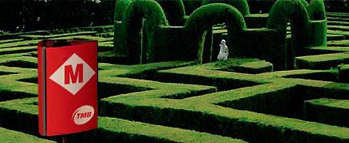 Парк Лабиринт Барселона