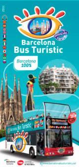 туристический автобус Барселоны