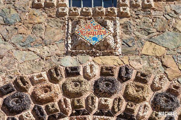 Замок Беллесгуард Антонио Гауди - 4