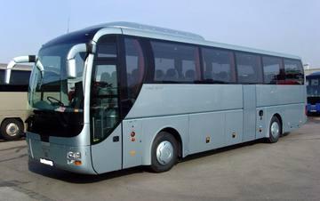 Экскурсионный транспорт автобус