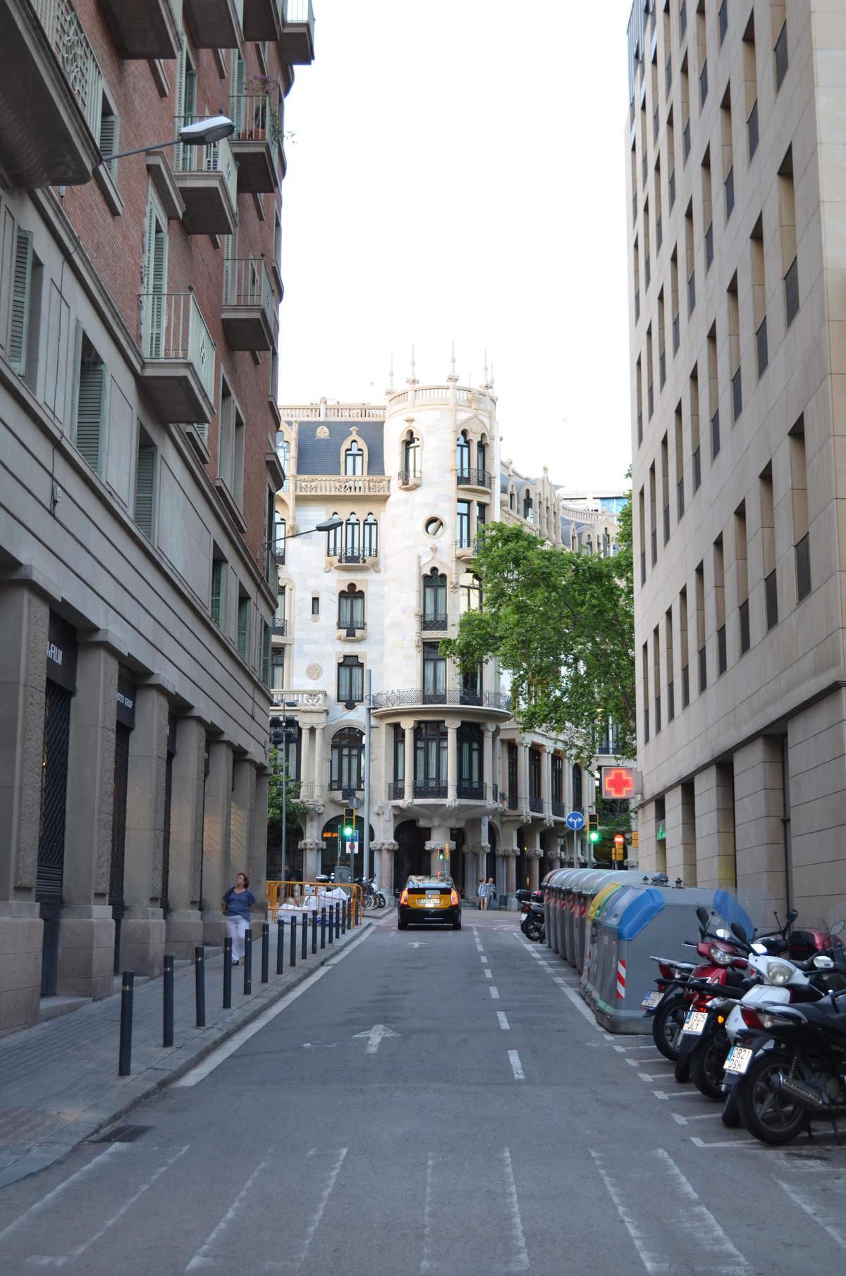 Улица Барселона